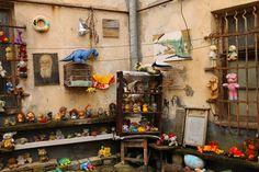 Yard of Lost Toys – L'viv, Ukraine   Atlas Obscura