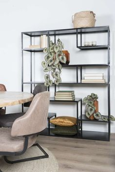 Entryway Bench, Home Office, Bookcase, Interior Decorating, Sweet Home, Shelves, Pure Products, Living Room, Architecture