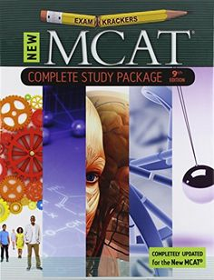 9th Edition Examkrackers MCAT Complete Study Package Osot...