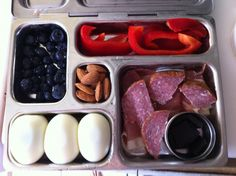 summer sausage « great kids lunch paleo lunch on the go Paleo Lunch Box, Lunch Snacks, Lunch Recipes, Paleo Recipes, Real Food Recipes, Yummy Food, Sausage Recipes, Work Lunches, Free Recipes