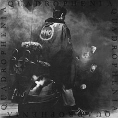 Quadrophenia is the sixth studio album by English rock band The Who. Released on 19 October 1973 in the United Kingdom and in the United States, it is a double album, and the group's second rock opera. Its story involves social, musical and psychological happenings from an English teenage perspective, set in London and Brighton in 1965.