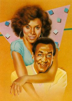 Claire & Cliff! The Huxtables!