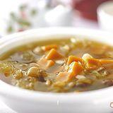 朴爾雅食譜筆記: 杏仁銀耳年糕湯