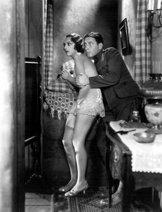 Ann Dvorak and Spencer Tracy