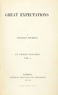 Again, Dickens is a favorite and I like all of his books, but this and one other vie for top honors...