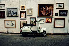 Arte & Vespa
