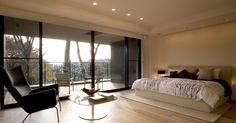 Grosvenor Place Kamizonocho. Master bedroom.