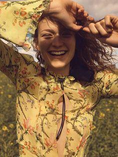 Sophia Ahrens – Emma Tempest – Vogue Spain – June 2016 – DNA Models