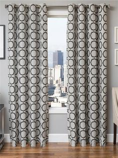 Penrose Faux Silk Curtain Drapery Panels Bestwindowtreatments Window Decor Pinterest 108 Inch Curtains And