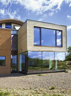Internorm  Passivhaus windows and doors