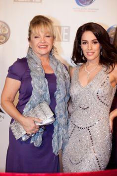 Charlene Tilton and I