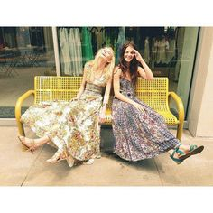 Wisteria & Lattice   Geo Gypsy on Free People love these dresses for summer!