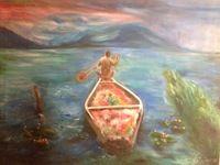 Lonely Sailor, Dal Lake