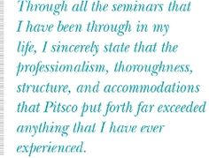 Read what teachers using Pitsco labs have to say about our #Professional Development.