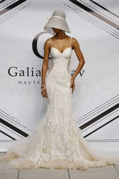"Moda sposa 2015. ""Tales of the Jazz Age"" la nuova collezione di Galia Lahav per la sposa 2015. - Weddings Luxury - Il portale del wedding in Italia."