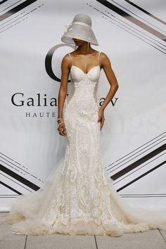 """Moda sposa 2015. """"Tales of the Jazz Age"""" la nuova collezione di Galia Lahav per la sposa 2015. - Weddings Luxury - Il portale del wedding in Italia."""