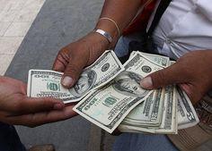 Sube el precio del dólar al cierre de sesión