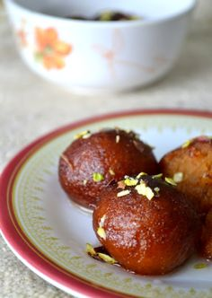 Gayathri's Cook Spot: Gulab Jamun II
