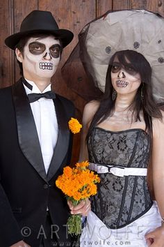 Costume - Day of the Dead