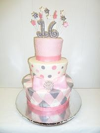 Miranda's bday cake...probably not this elaborate but something to this effect...her choice!