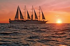 What's New on Board Windstar Luxury Cruise Ships