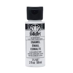 This self-sealing FolkArt® Enamel Paint is compatible with ceramic and glass surfaces as it is dishwasher safe. Simply bake or allow it to air dry after application to ensure durability. Pottery Supplies, Rock Painting Designs, Enamel Paint, Painted Rocks, Folk Art, Diy And Crafts, Perfume Bottles, Ceramics, Glass