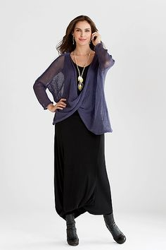 Long Sleeve Hoopla Sweater