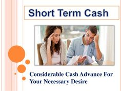 A Simple Help With Lots Of Advance Cash