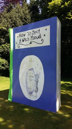 How To Spot A Witch With Roald Dahl