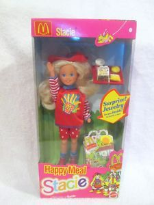 90s Stacie McDonald's Barbie: used to be one of my faves...must be why I love fast food so much one :/