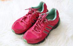 Womens Adidas Duramo 5 TR Running Shoes Sneakers - Pink Size 6.5M #adidas ebay, store, shop my closet, PSLilyBoutique, womensfashion, fashion, fashionista, style