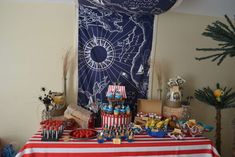 Jake And The Neverland Pirates Birthday Party Ideas   Photo 6 of 110   Catch My Party