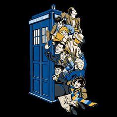 Great t-shirt by artist Ian Leino
