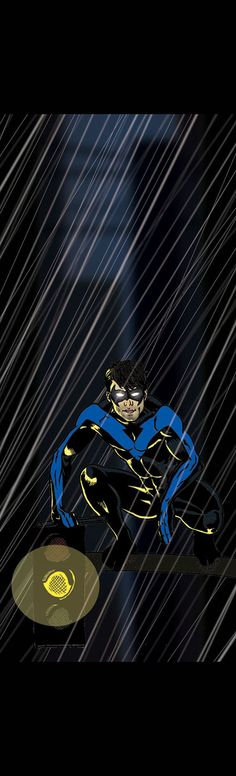 Nightwing - Personal commission