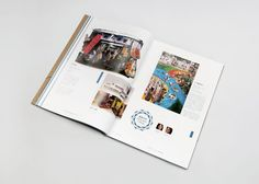 Travel to Learn in the City on Behance