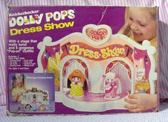 Dolly Pops 1982 (Love this toy)