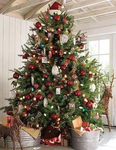 O Christmas tree - Christmas lyrics songs decoration ideas: Christmas tree ideas