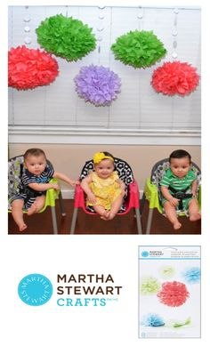 Happy Mother's Day from March of Dimes and Martha Stewart Crafts #imbornto