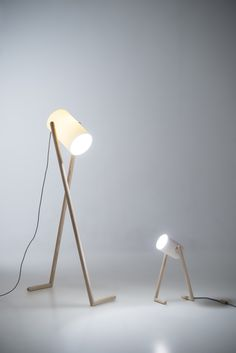 HEDDA TORGERSEN'S BOO #LAMPS A friendly, humanlike #lamp on display at 100% #Norway