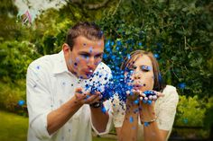 Gender reveal photoshoot --- Aimee Rossi Photography