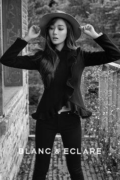 Jessica x BLANC&ECLARE