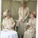Tea Time façon Downton Abbey