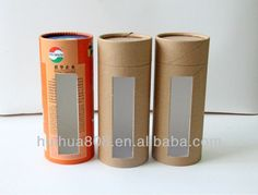 Cylinder paper tube with window - Google Search