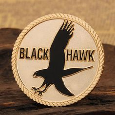 The use of custom coins cheap are mainly to the Military, as their tradition since the World War. Black Hawk custom military coins are our delicate and creative coins for sale for the heroes, with the highest quality and great design. Military Challenge Coins, Sale Logo, Custom Coins, Free Artwork, Military Branches, Black Hawk, Coins For Sale, Tactical Knives, Metal Pins