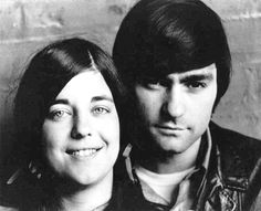 Signe Anderson & Marty Balin of JEFFERSON AIRPLANE, 1966