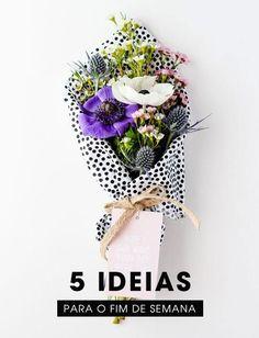 5 ideias para o fim de semana - Dia das Mães