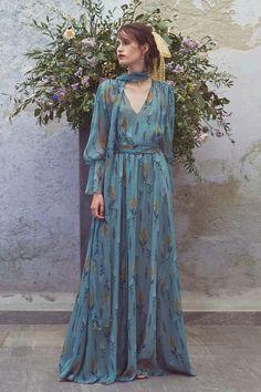 Luisa Beccaria Resort 2018 Fashion Show Collection Prestížne Módne Značky 0d42edf3dfa