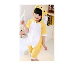 Fashion Child Onesie Pajamas Anime Cosplay Costume Rilakkuma Sleepwear #Unbranded