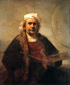 Los autorretratos de Rembrandt componen una biografía única en la Historia del Arte, pues se conocen más de cien