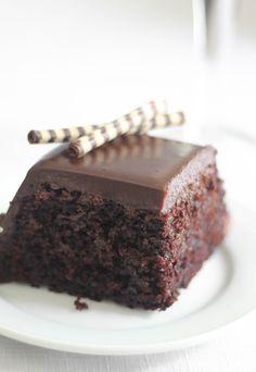 Gentlemen's Chocolate Whiskey Cake Recipe